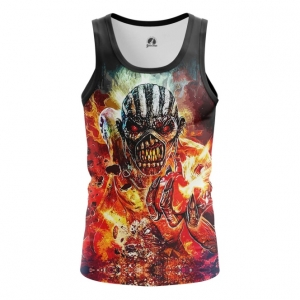 Buy Tank mens t shirt Iron Maiden Merchandise Apparel The Book of Souls Merchandise collectibles