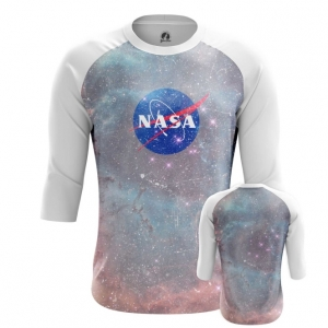 Buy Raglan sleeve mens t shirt NASA Agency Merchandise Universe Apparel Merchandise collectibles