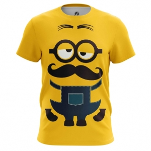 Buy Mens t shirt Minions despicable me Apparel merchandise collectibles