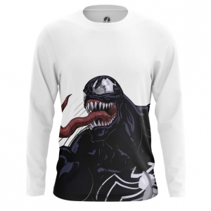 Buy Long sleeve mens t shirt Venom Symbiote Tom Hardy Art merchandise collectibles