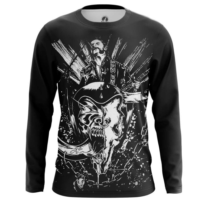 Buy Long sleeve mens t shirt Motörhead merchandise Music Band Merchandise collectibles