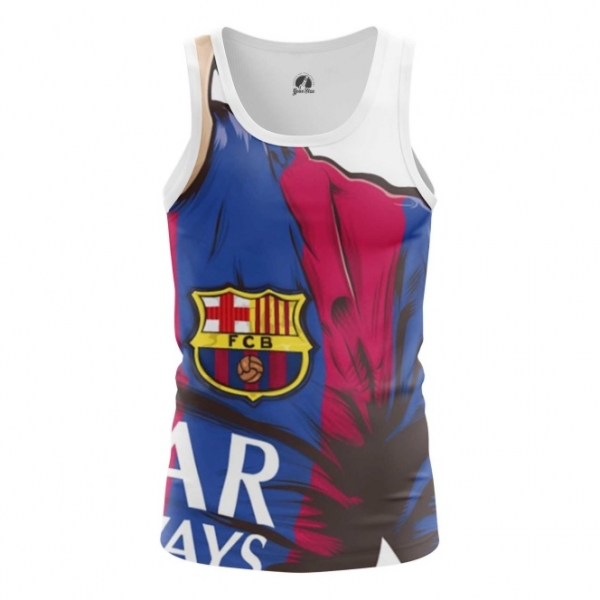 68a8f37ae Shop online Tank mens t shirt Barcelona FC Fan Art best merchandise and  collectibles