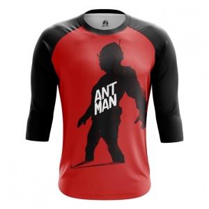 Buy Raglan sleeve mens t shirt Ant man Wall Shadow Merchandise merchandise collectibles