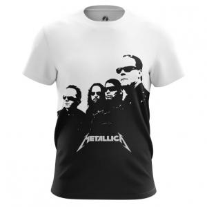 Buy Mens t shirt Metallica Band Apparel Merchandise Fans Props in black Merchandise collectibles