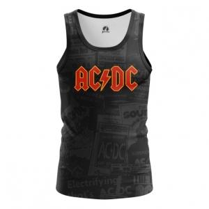 Buy Tank mens t shirt AC DC Merchandise Gear Apparel Fans Merchandise collectibles