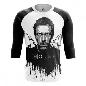 Buy Raglan sleeve mens t shirt House MD Merchandise Apparel Merchandise collectibles