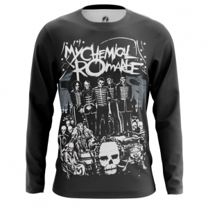 Buy Long sleeve mens t shirt My Chemical Romance Band Fan Merchandise Music Merchandise collectibles