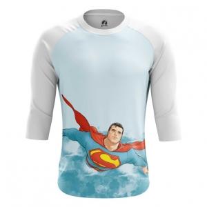 Buy Raglan sleeve mens t shirt Superman DC Universe kal'el merchandise collectibles
