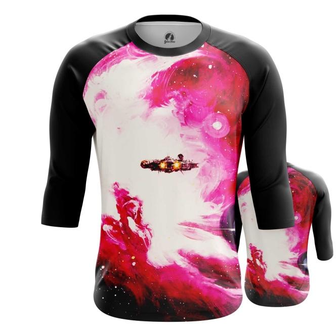 Buy Raglan sleeve mens t shirt Millennium Falcon Star Wars Art Merchandise collectibles