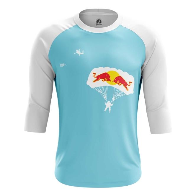 Buy Raglan sleeve mens t shirt Red Bull Fan Merchandise logo merchandise collectibles