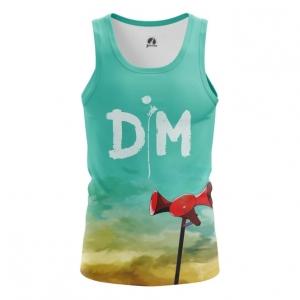Buy Tank mens t shirt Depeche Mode Fan Art Merch Apparel Merchandise collectibles