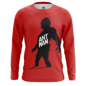 Buy Long sleeve mens t shirt Ant man Wall Shadow Merchandise Merchandise collectibles