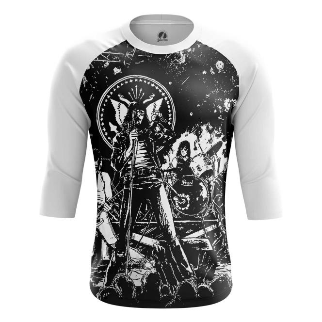 Buy Raglan sleeve mens t shirt Ramones merchandise Music Band Merchandise collectibles