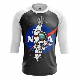 Buy Raglan sleeve mens t shirt NASA Space Merchandise Universe Apparel Merchandise collectibles
