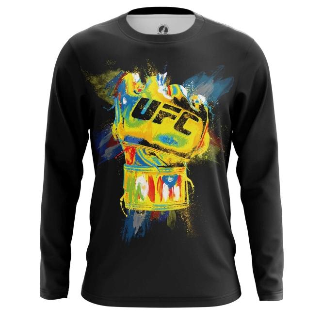 Collectibles Long Sleeve Ufc Logo Emblem Fan Art