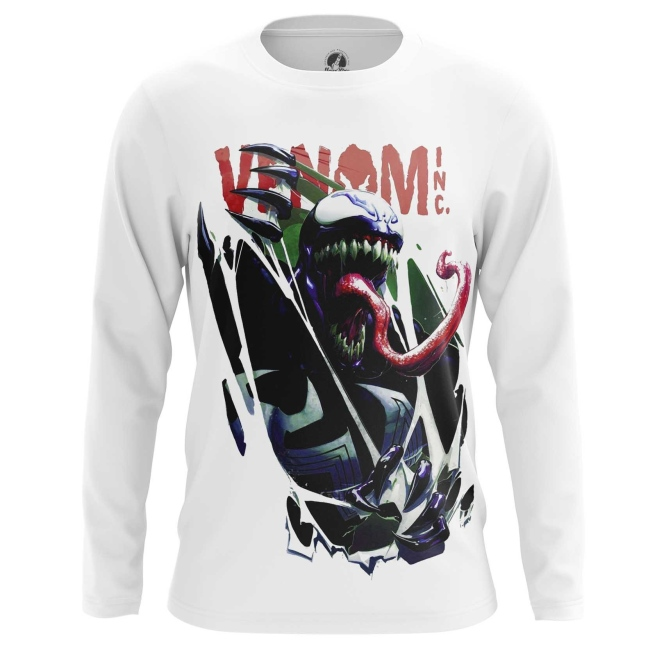 Buy Long sleeve mens t shirt Venom Symbiote 2018 Merchandise merchandise collectibles