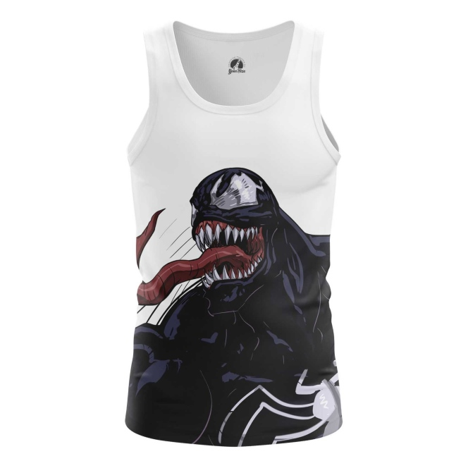 Buy Tank mens t shirt Venom Symbiote Tom Hardy Art merchandise collectibles