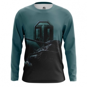Buy Long sleeve mens t shirt World of Tanks Merchandise arcade Apparel Merchandise collectibles