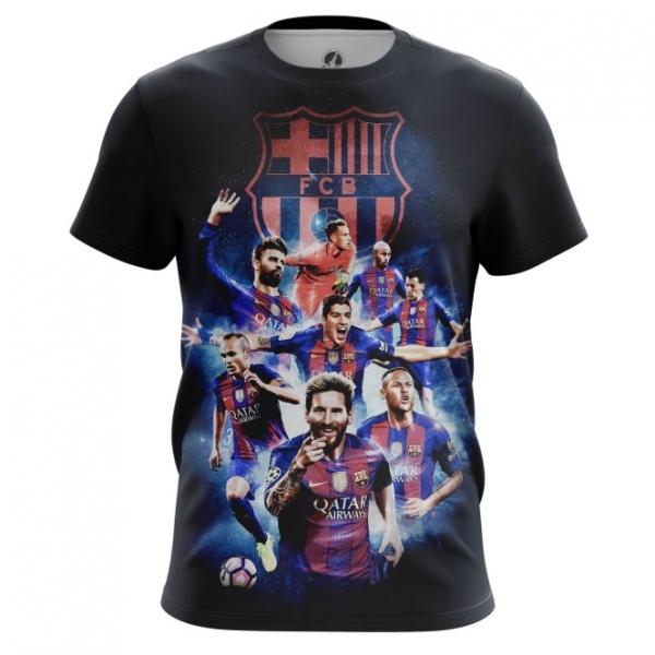 6a8faf81967 Mens t-shirt FC Barcelona Fan Art Merch – Shop merchandise on IdolStore
