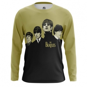 Buy Long sleeve mens t shirt The Beatles Fan Merchandise Band merchandise collectibles