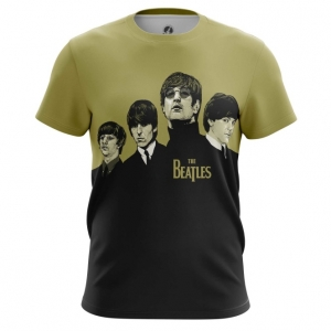 Buy Mens t shirt The Beatles Fan Merchandise Band merchandise collectibles