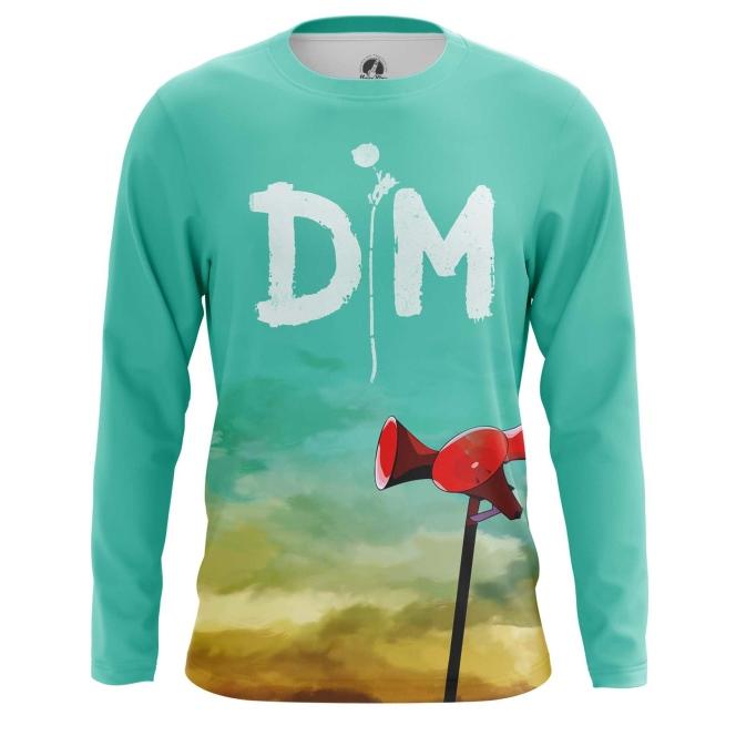 Buy Long sleeve mens t shirt Depeche Mode Fan Art Merch Apparel Merchandise collectibles