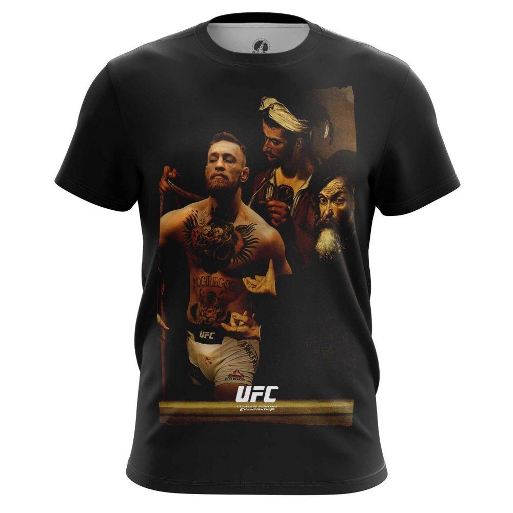Merch Men'S T-Shirt Ufc Conor Mcgregor Fan Art Gear