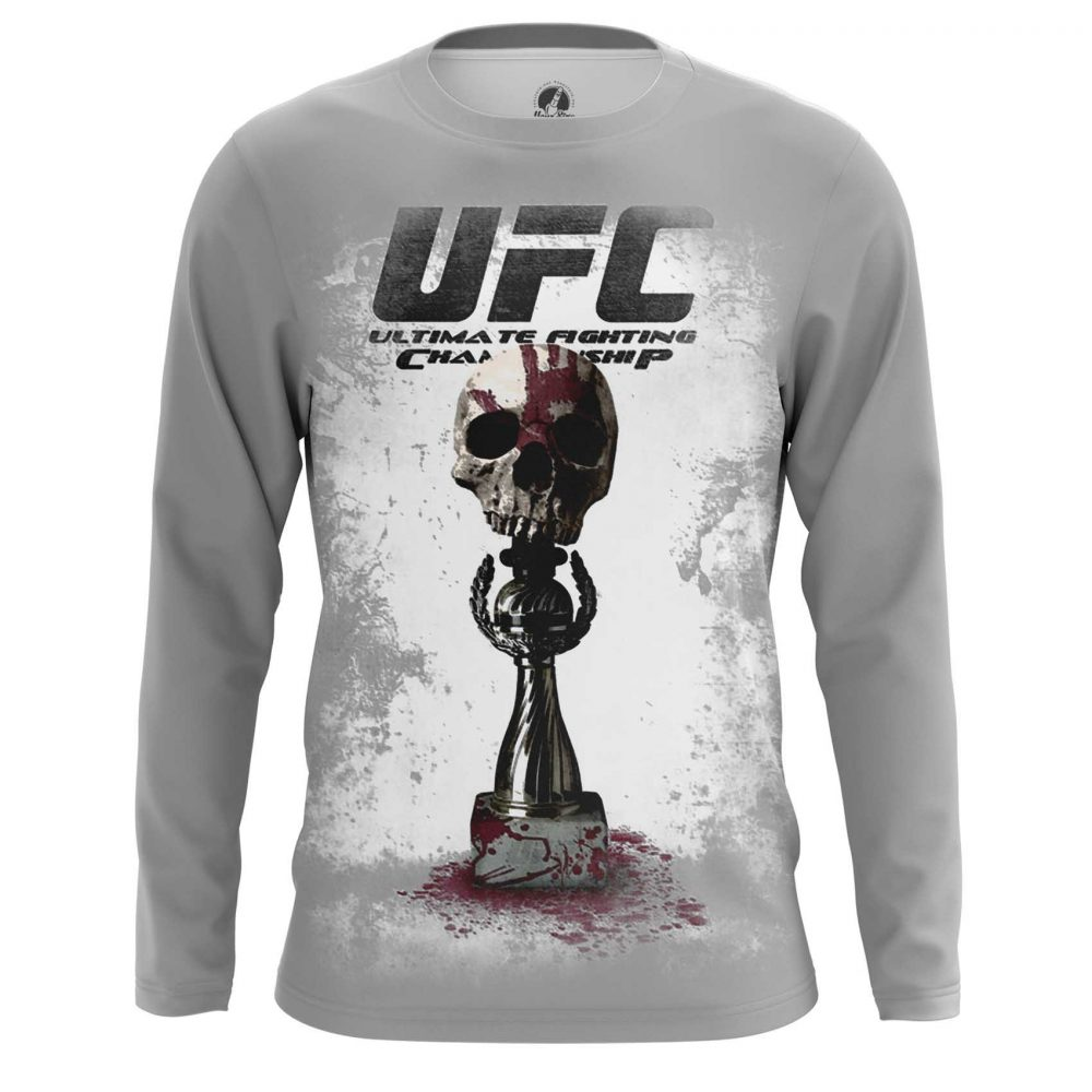 Merch Men'S T-Shirt Ufc Ultimate Fighting Championship