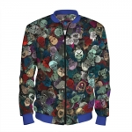 - People 101 Man Bomber Front Blue 700 7