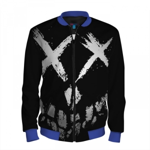 - People 101 Man Bomber Front Blue 700 8
