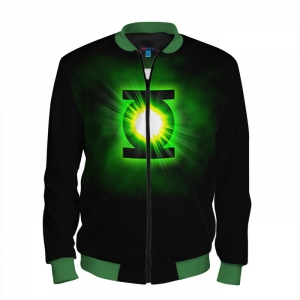 - People 101 Man Bomber Front Green 700 14