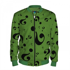 - People 101 Man Bomber Front Green 700 3