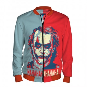 - People 101 Man Bomber Front Red 700 22
