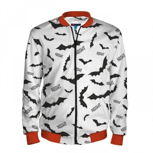 - People 101 Man Bomber Front Red 700 23