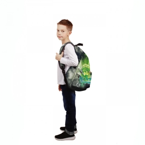 - People 10 Backpack Full Front White 700 95