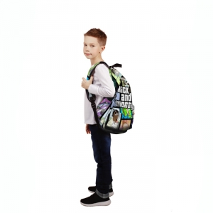 - People 10 Backpack Full Front White 700 97