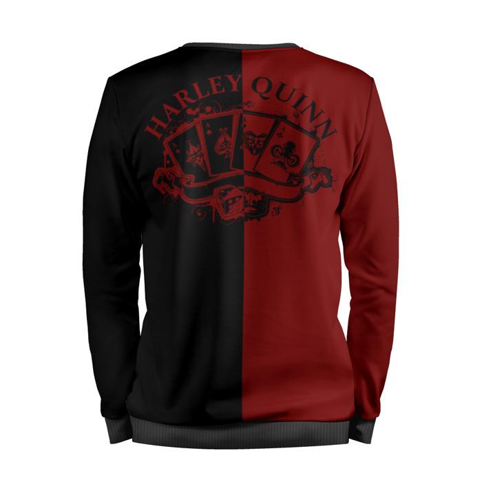 Merchandise Sweatshirt Harley Quinn Classic Costume Colors