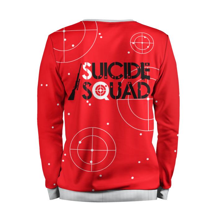 Collectibles Sweatshirt Suicide Squad Deadshot Red