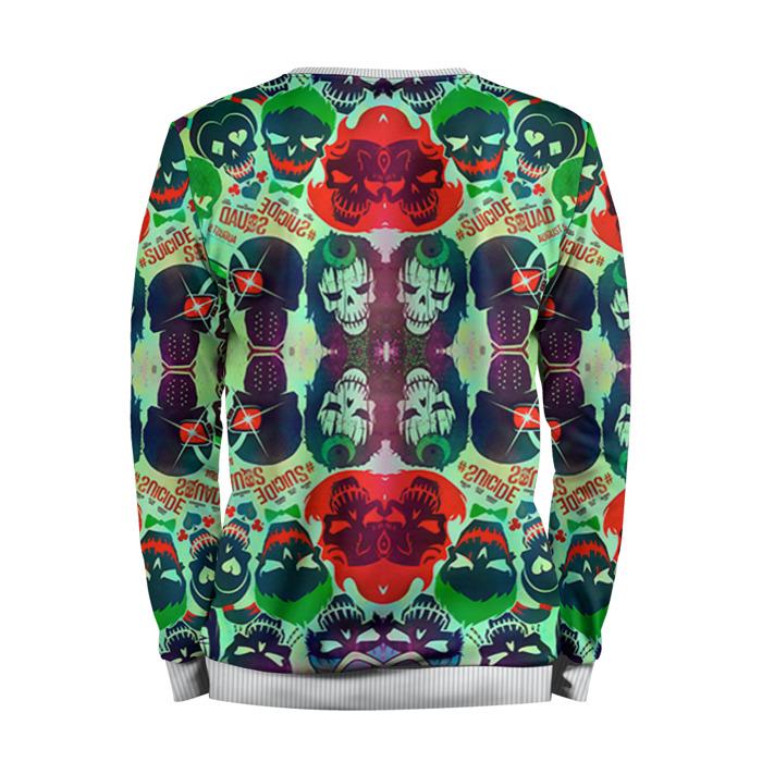Merchandise Sweatshirt Suicide Squad Kaleidoscope Art