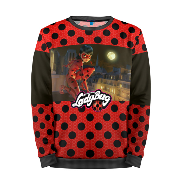 Buy Full Print Sweatshirt Ladybug & Cat Noir Inspired Animated Merchandise collectibles