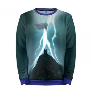 Buy Full Print Sweatshirt Batman vs Superman Dawn of Justice Merchandise collectibles