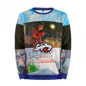 Buy Full Print Sweatshirt Ladybug & Cat Noir Inspired clothing Merchandise collectibles