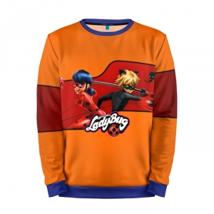 Buy Full Print Sweatshirt Miraculous: Ladybug & Cat Noir Inspired Merchandise collectibles