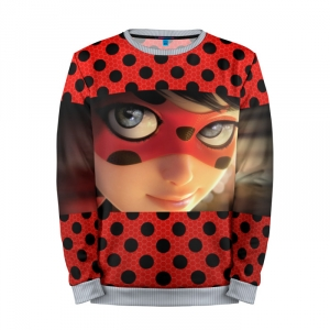Buy Full Print Sweatshirt Ladybug & Cat Noir Inspired apparel Merchandise collectibles