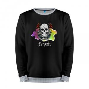 Collectibles Sweatshirt El Diablo Suicide Squad Logo