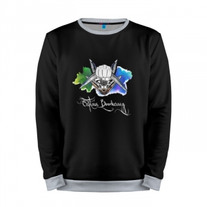Collectibles Sweatshirt Boomerang Suicide Squad Logo