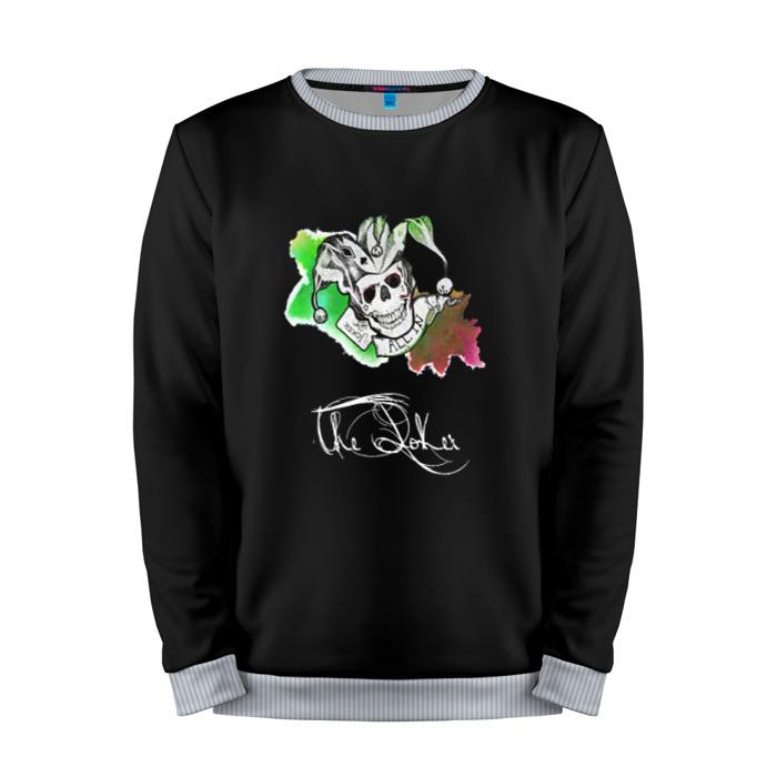Buy Full Print Sweatshirt The Joker Suicide Squad Logo Inspired Merchandise collectibles