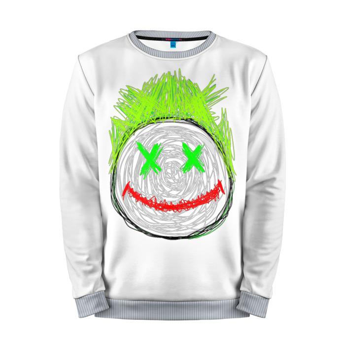Buy Full Print Sweatshirt Joker Smile DCU Suicide Squd Merchandise collectibles