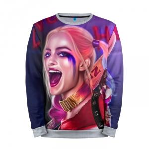 Merch Sweatshirt Harley Quinn Comic