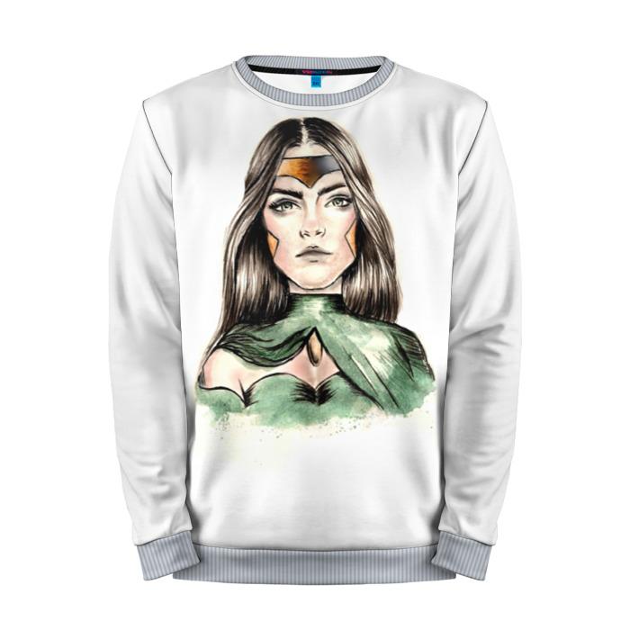 Buy Full Print Sweatshirt Enchantress Classic Look Comics Costume Merchandise collectibles
